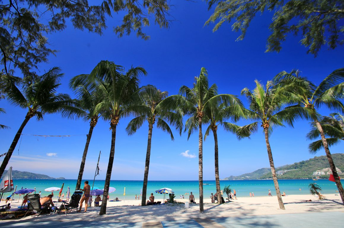 Picture of Patong Beach Phuket | A beautiful tropical beach