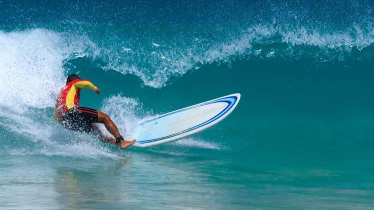 best phuket surfing beaches