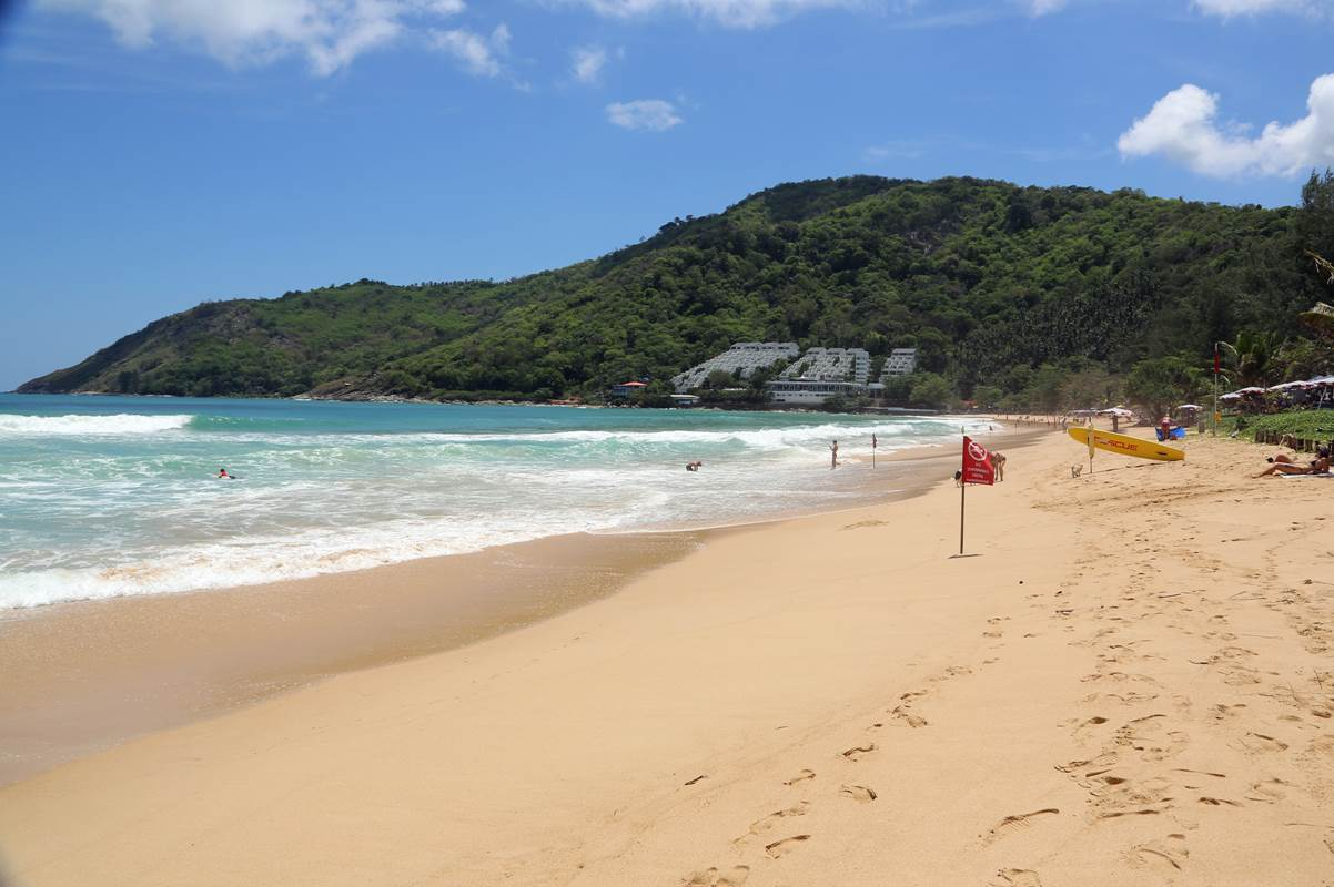 Nai Harn Beach Phuket | North