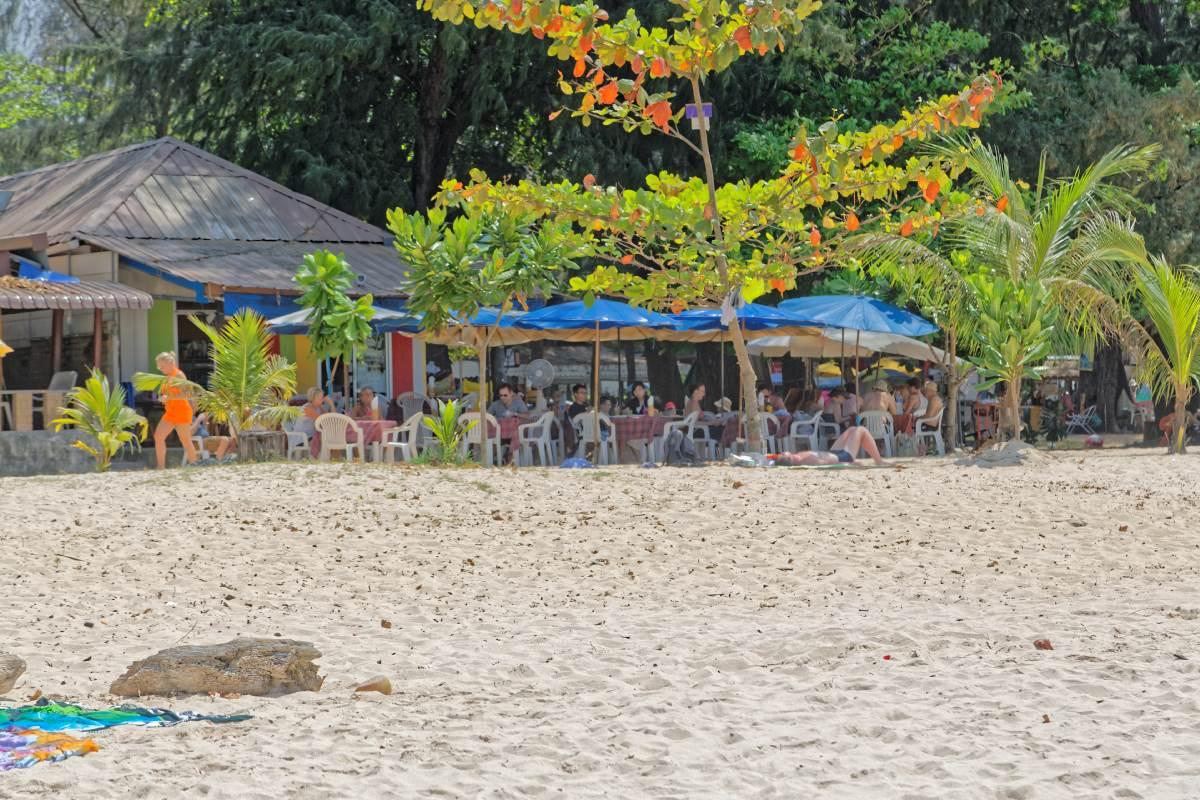 Nai Yang Beach | Beach Restaurant