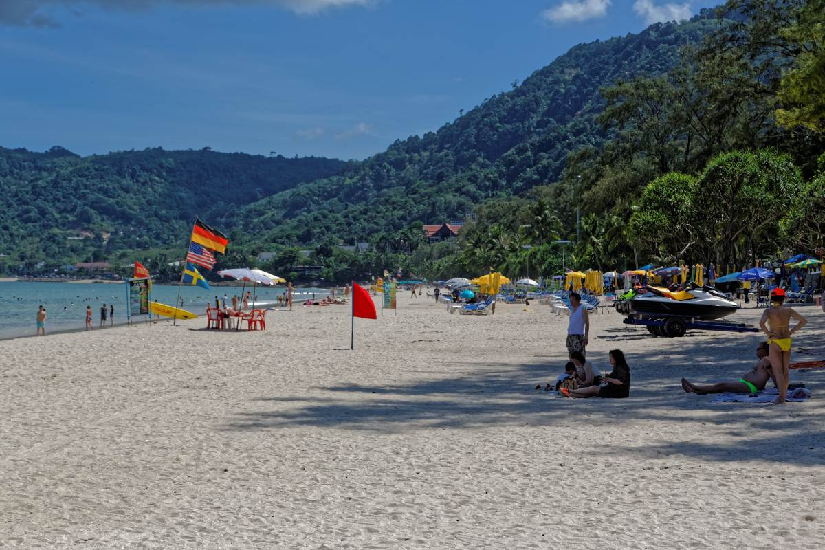 Patong Beach | Beach Life