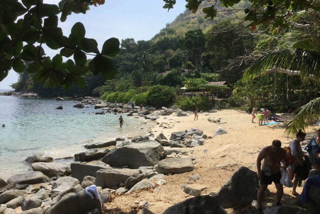 Ao Sane Beach Phuket