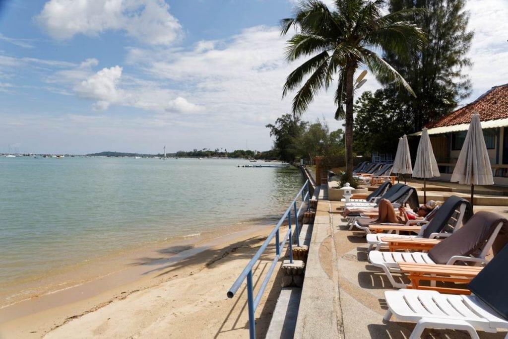 Chalong Bay | Beach Phuket. In front of Ao Chalong Villa & Spa