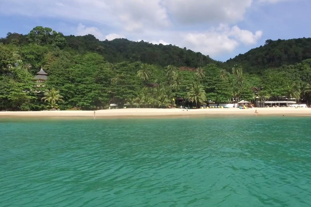 Nai Thorn Beach, Phuket