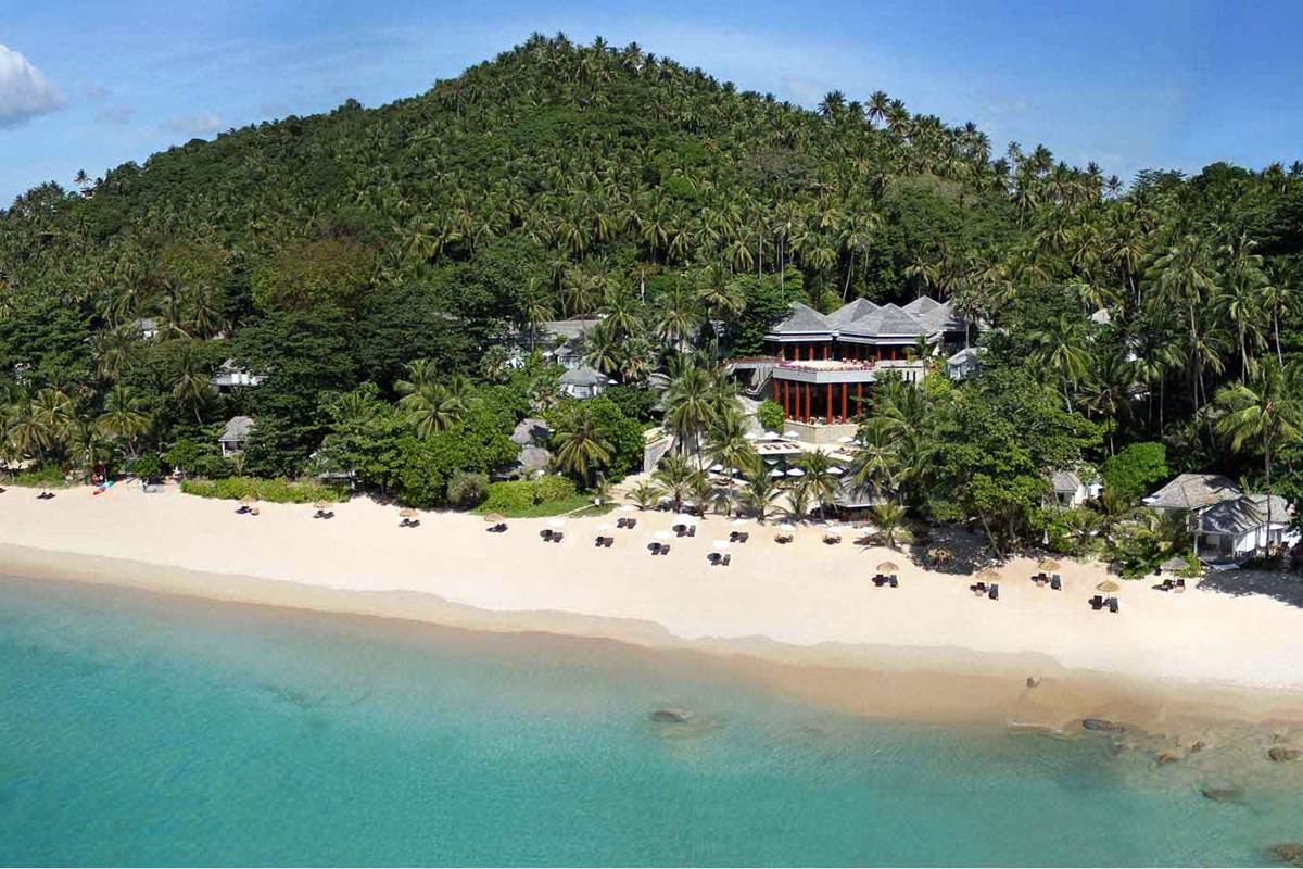 Pansea Beach Phuket | Birdview The Surin Phuket Resort