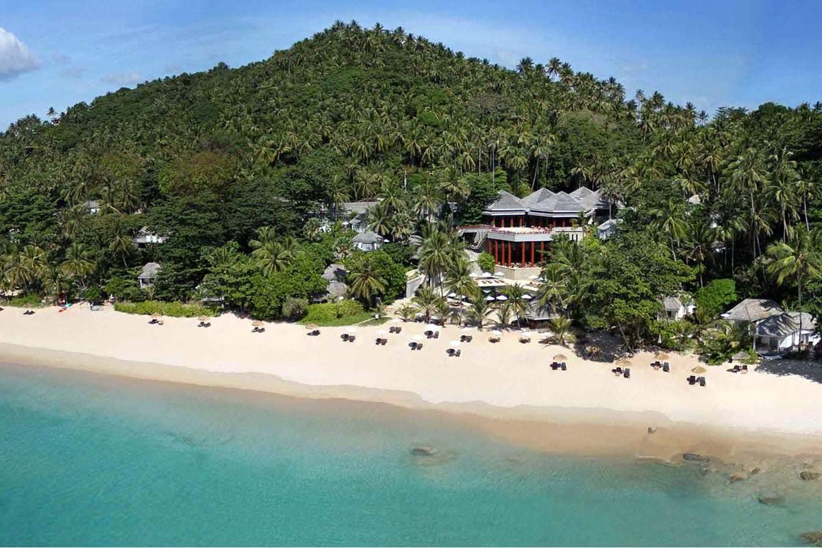 Pansea Beach Phuket | Birdview The Surin Phuket Resort
