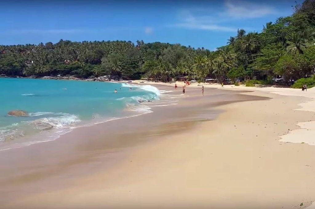 Pansea Beach | Phuket Beaches