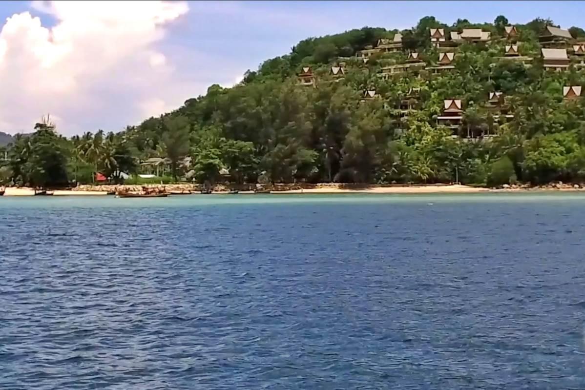 Pineapple Beach Phuket | Laem Son Beach Phuket
