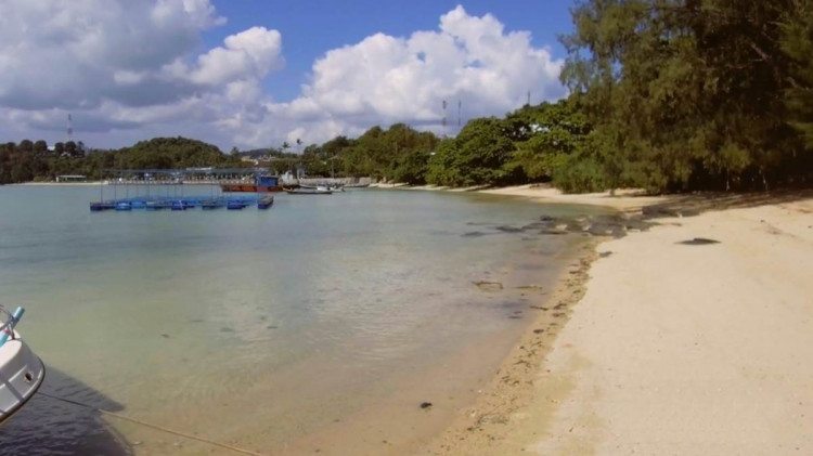 Cape Panwa Beach Phuket
