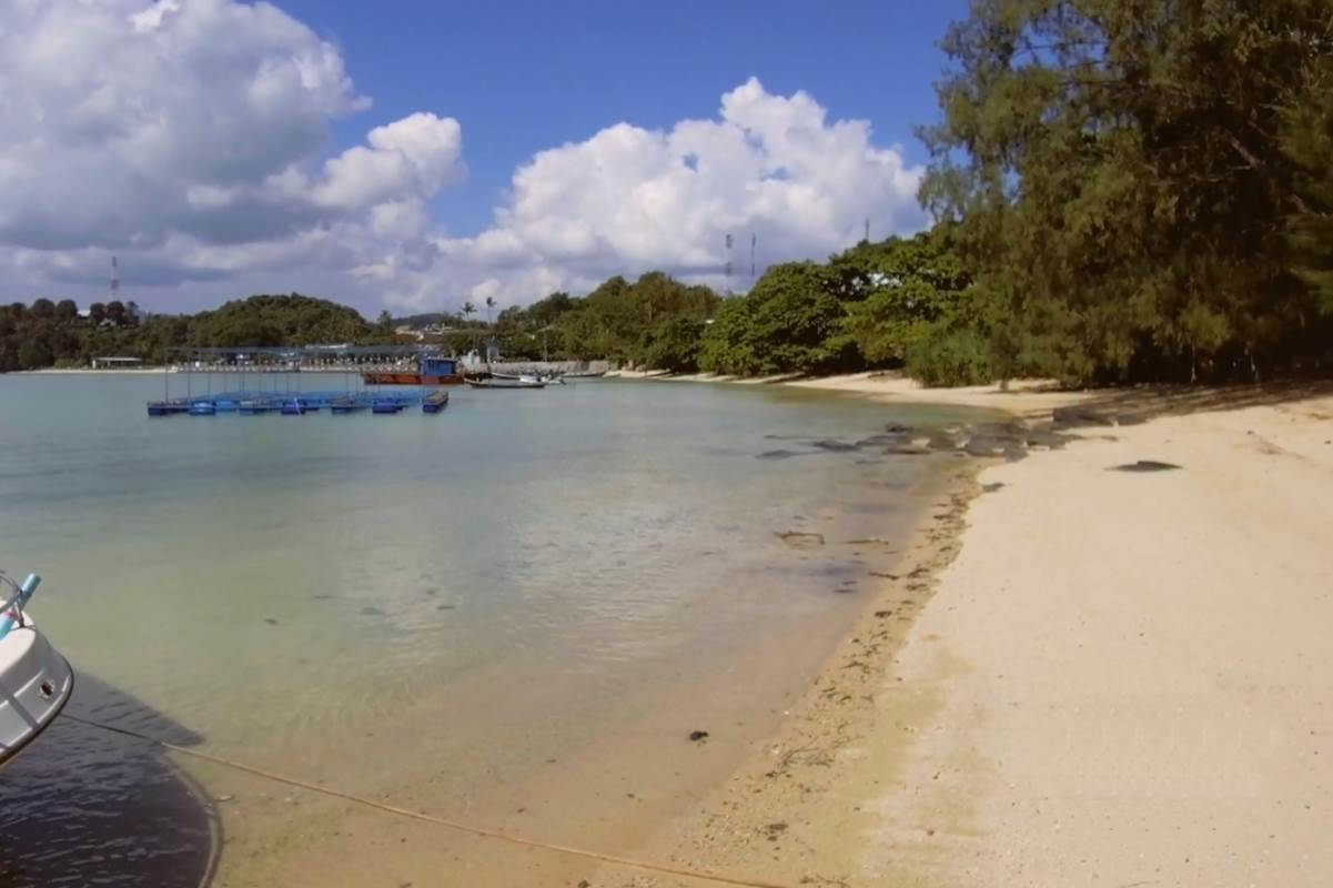 Cape Panwa Beach Phuket