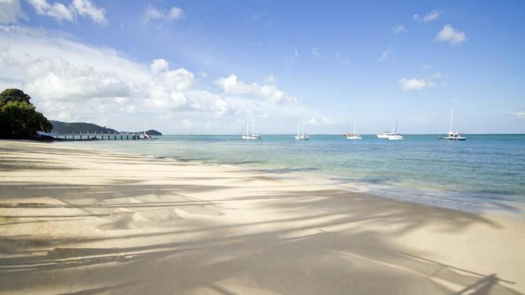 Cape Panwa Hotel Beach, Phuket