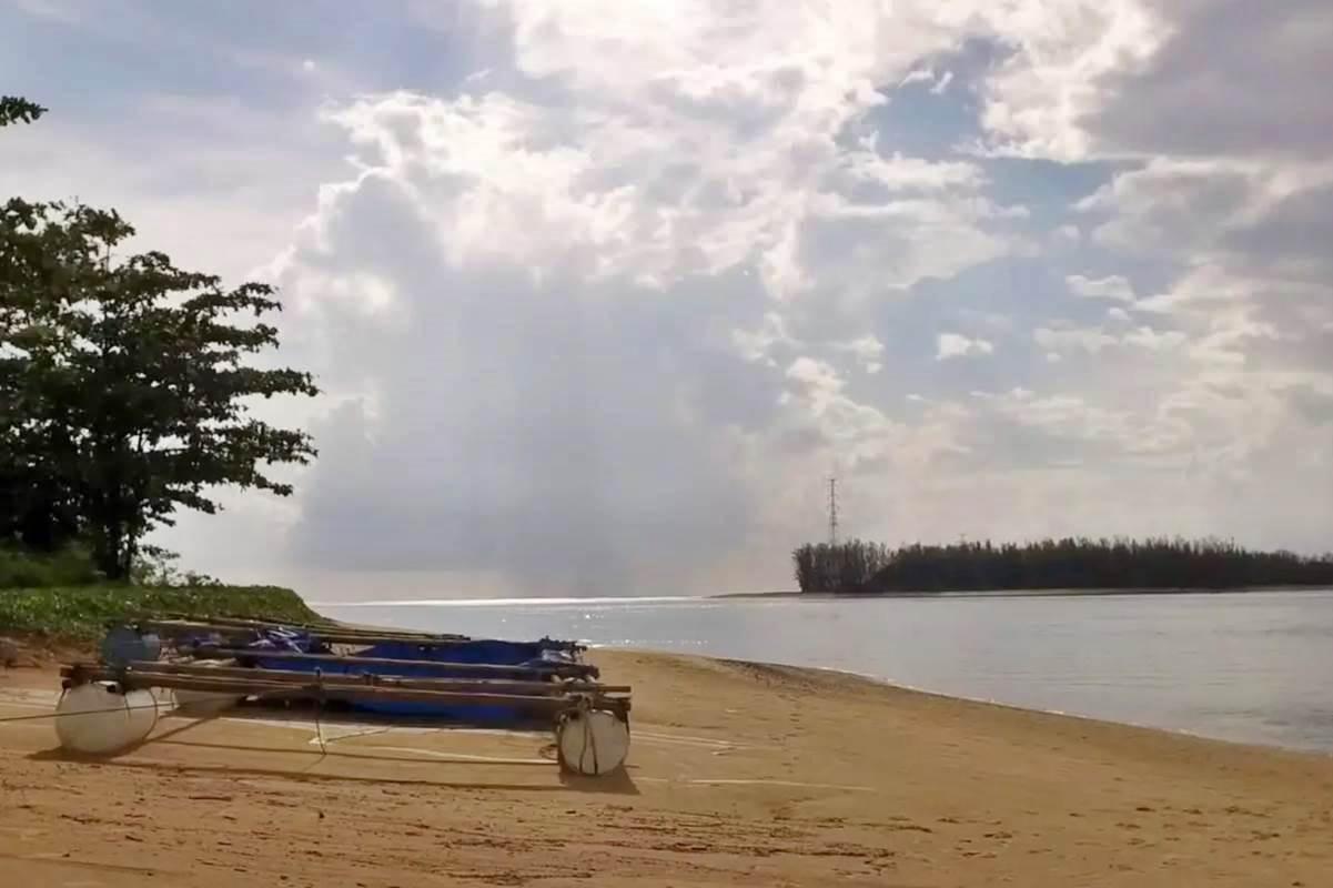 Haad Pak Phra Beach Phuket
