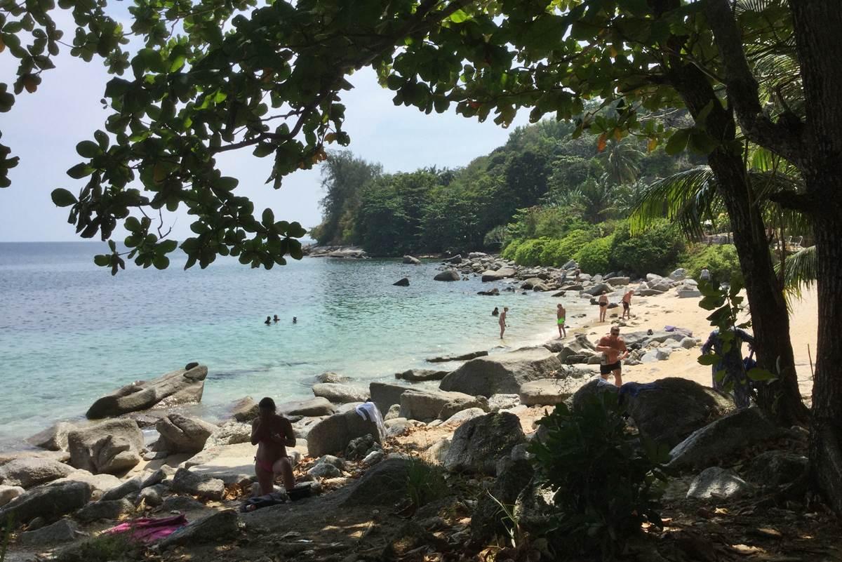 Krating Beach | Jungle Beach | Naiharn Phuket