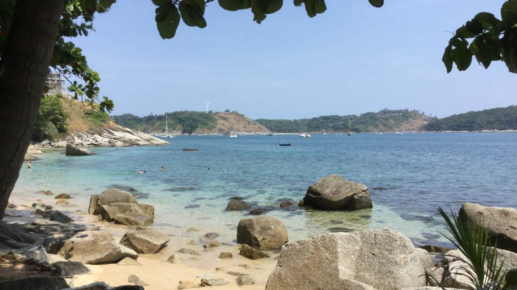 Krating Beach | Jungle Beach | Naiharn Phuket