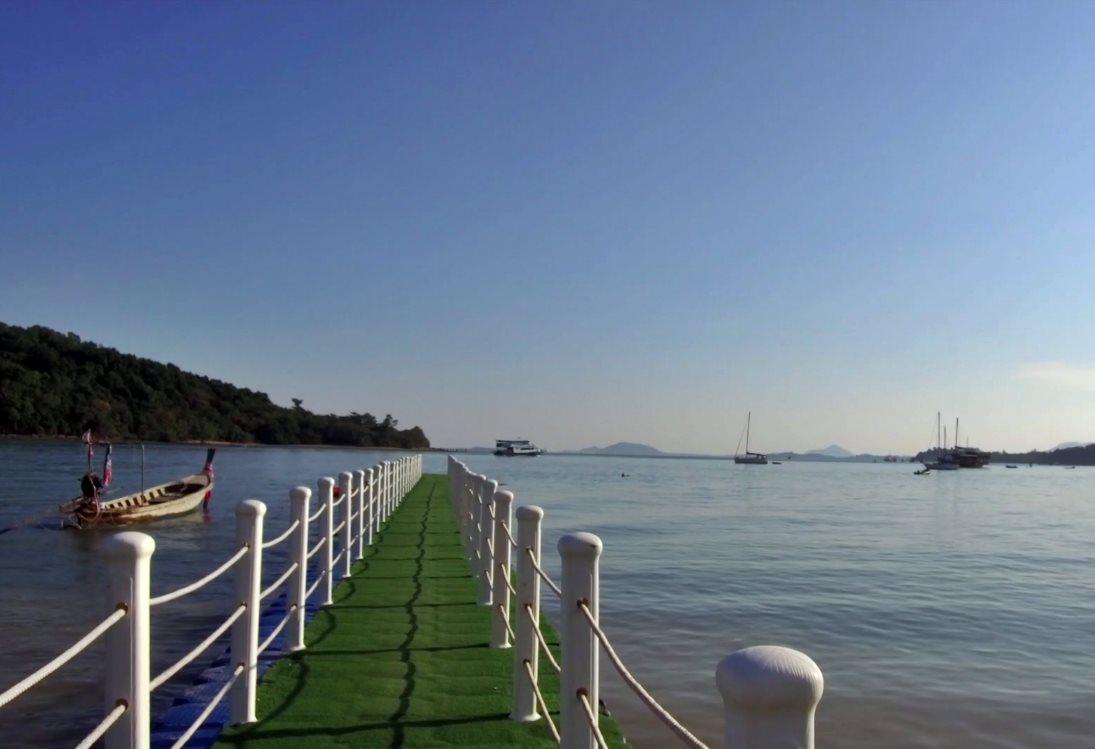 Pier @ Chandara Beach Phuket