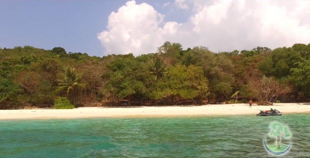 Koh Bon Island Beach View